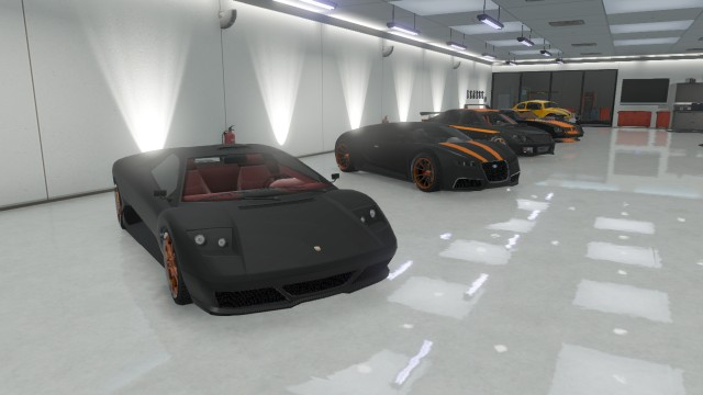gta online autos in der garage umparken seite 2. Black Bedroom Furniture Sets. Home Design Ideas